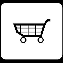 online einkaufen grafik