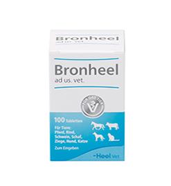 Bronheel<sup>®</sup> ad us. vet. Tabletten