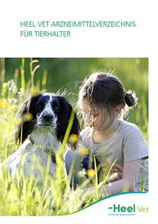 Heel Vet Arzneimittelverzeichnis für Tierhalter.