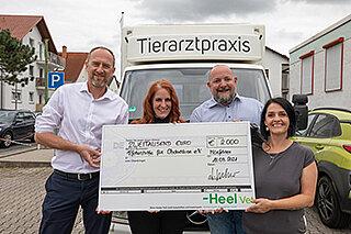 Helping Vets Gewinner 2021 Pfotenhilfe