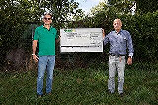 Preisträger Greifvogelauffang- und Pflegestation Helping Vets